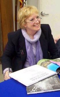 Rosemary at Burbank Library JPG
