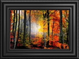 AutumnGold paintingFrame2.
