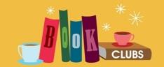 Book Club Clip Art 23916