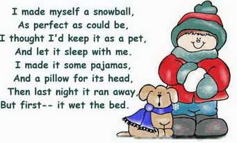 Christmas funny poem