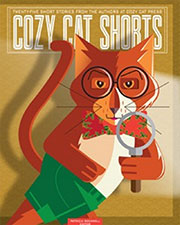 Cozy Cat Shorts