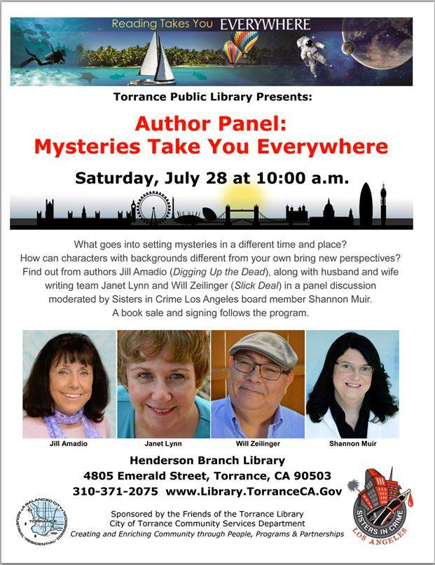 Mysteries Take You Everywhere 7 28 2018