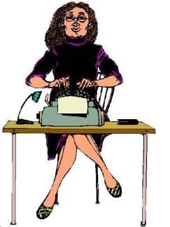 Writer Lady 2