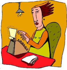 Writer Lady