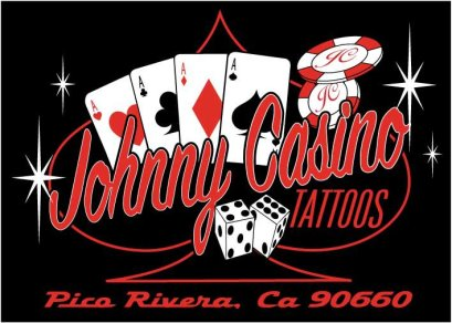Johnny Casino Tattoos