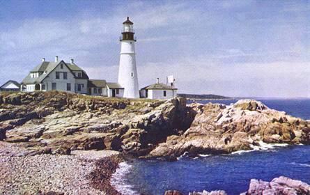 Coast Lighthouse