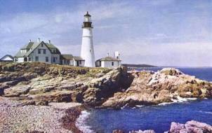 Coast Lighthouse