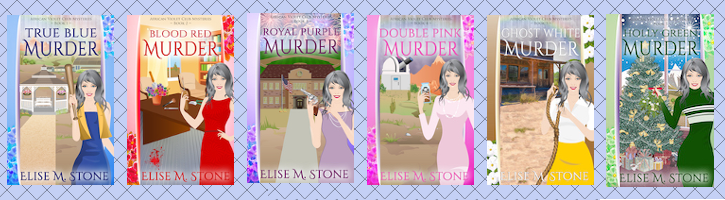 Elise StoneAVC Series Six Books