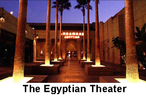 5 Egyptian Theatre