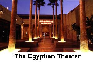 5 Egyptian Theatre