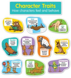 Character traits 71T4QNm+soL