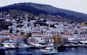 Greece Scene