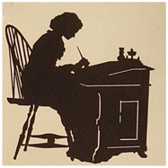 LadyWriting