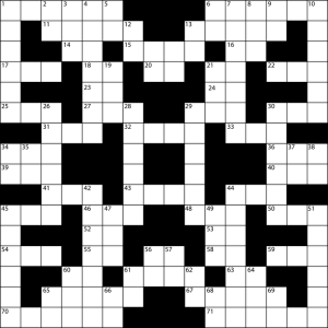 crossword-146860_960_720