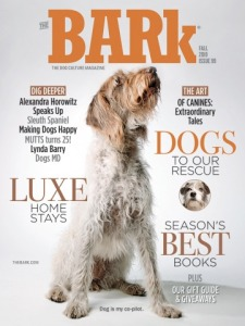 Bark Magazine cover