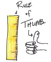 rule-of-thumb-idiom