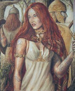 Vartan woman