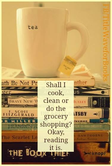 Reading. memes-about-being-a-parent-and-bookworm-cook-or-clean