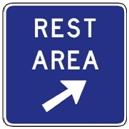 Restareasign