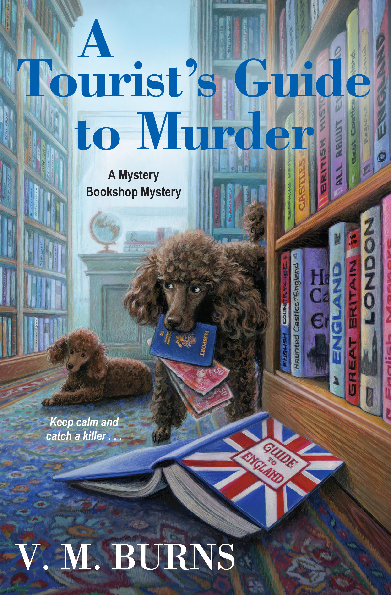 Tourist Guide to Murder_TRD